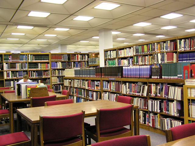 West New York Public Library: Departments