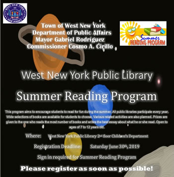 West New York Public Library